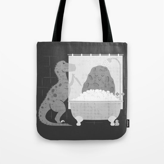 Meteor Shower Tote Bag