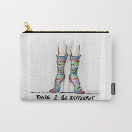 Dare to be different Carry-All Pouch