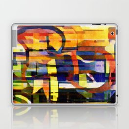 Colors of Tango Laptop & iPad Skin