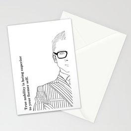 True Nobility - Kingsman Stationery Cards