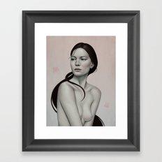 254 Framed Art Print