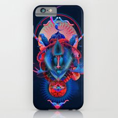 Blue gibbon Slim Case iPhone 6s