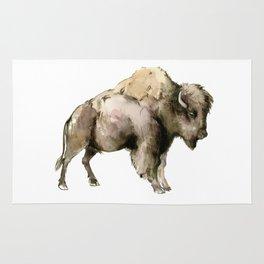 Bison Rug