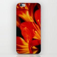 flowers iPhone & iPod Skin