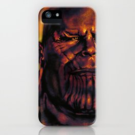 No Victory Without Sacrifice iPhone Case