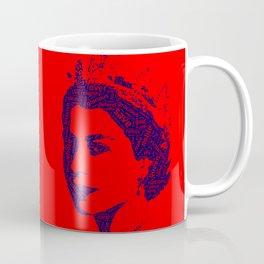 God Save The Queen Coffee Mug
