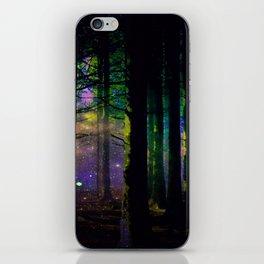Fairy dust everywhere iPhone Skin