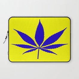 Weed Hash Bash Laptop Sleeve
