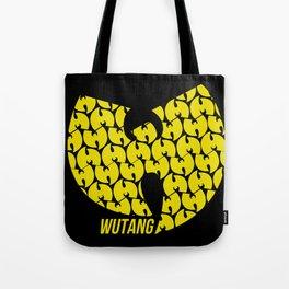 WU TANG CLAN Tribute Tote Bag