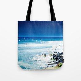 Hookipa Blue Sensation Tote Bag