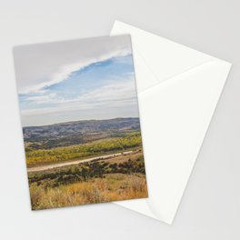 Badlands, Theodore Roosevelt NP, ND 23 Stationery Cards