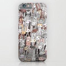 BUNS BUNS BUNS iPhone 6s Slim Case