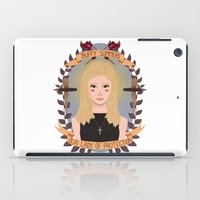 buffy iPad Cases featuring Buffy Summers by heymonster