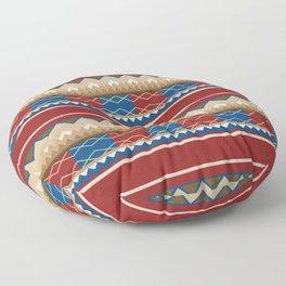 Navajo Pattern 2 Floor Pillow