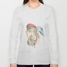 Israeli Paratrooper Long Sleeve T-shirt