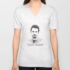 Team Crosby Unisex V-Neck