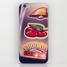 Slot Machine iPhone & iPod Skin