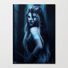"Melissa - ""Scorpion II"" Canvas Print"
