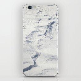 Snow Drifts iPhone Skin