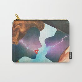 Electric Love Carry-All Pouch