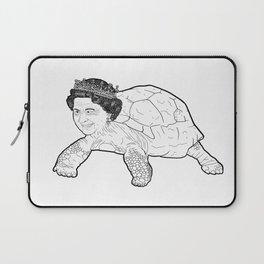 Queen Tortoise Laptop Sleeve