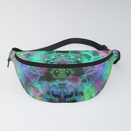 Leaves Fall By Moon Glow Fanny Pack
