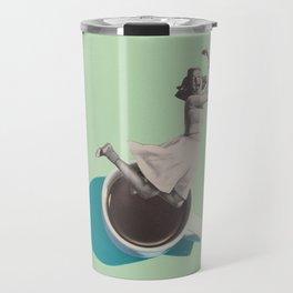 3 Cheers for Coffee Travel Mug