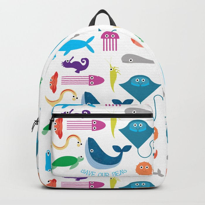 Save Our Seas Backpack