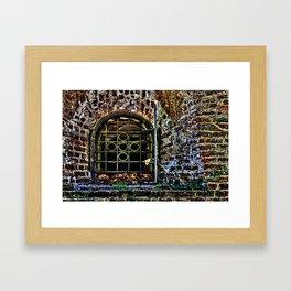 Fortress Kalemegdan Torture Chamber Framed Art Print