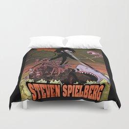 STEVEN SPIELBERG Duvet Cover