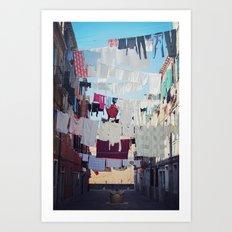 I Love Venice Art Print