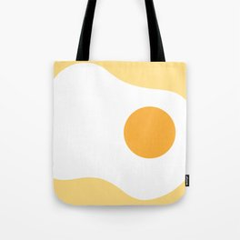 #2 Egg Tote Bag
