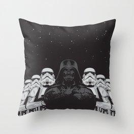 The crew Throw Pillow