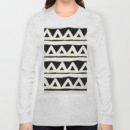 Tribal Chevron Stripes Long Sleeve T-shirt
