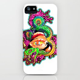 SnakeEyes iPhone Case