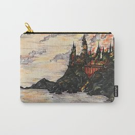Battle of Hogwarts Carry-All Pouch