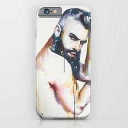 Bearded Beauty iPhone Case