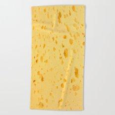 Cheese Beach Towel