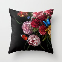 paradise.corrupt_section.B Throw Pillow