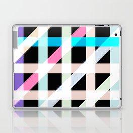 Weaving Soft Light in Black Laptop & iPad Skin