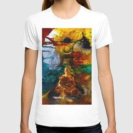 Monk Trip T-shirt