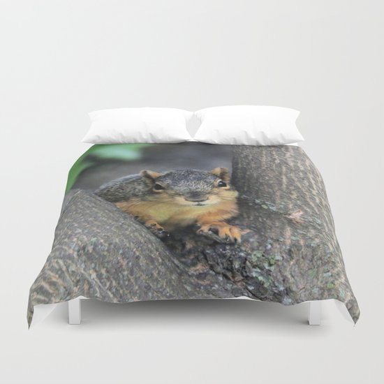 Nooks and chatters Duvet Cover