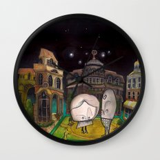 Diorama Wall Clock
