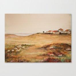 Alentejo Canvas Print