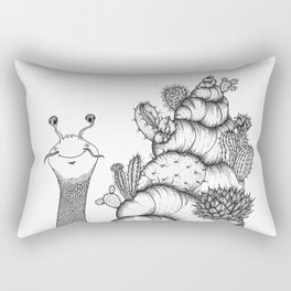 CACTUSNAIL Rectangular Pillow