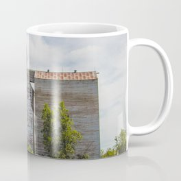 Grain Elevator, Golden Valley, North Dakota 1 Coffee Mug
