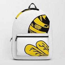 Yellowjacket Wasp Drawing Backpack