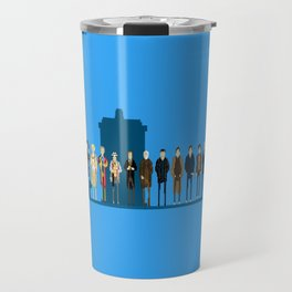 THE DOCTORS WILL SEE YOU NOW Travel Mug