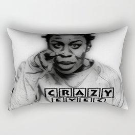 CRAZY-EYES Rectangular Pillow