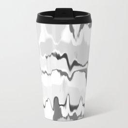 Marbled in onyx Travel Mug